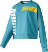 Puma MODERN SPORT Crew Sweat Blue