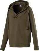 Puma FUSION Hoody Women's Green