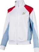 Puma Retro Track Jacket White