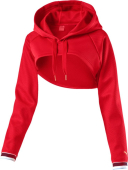 Puma Varsity Cover Up Red